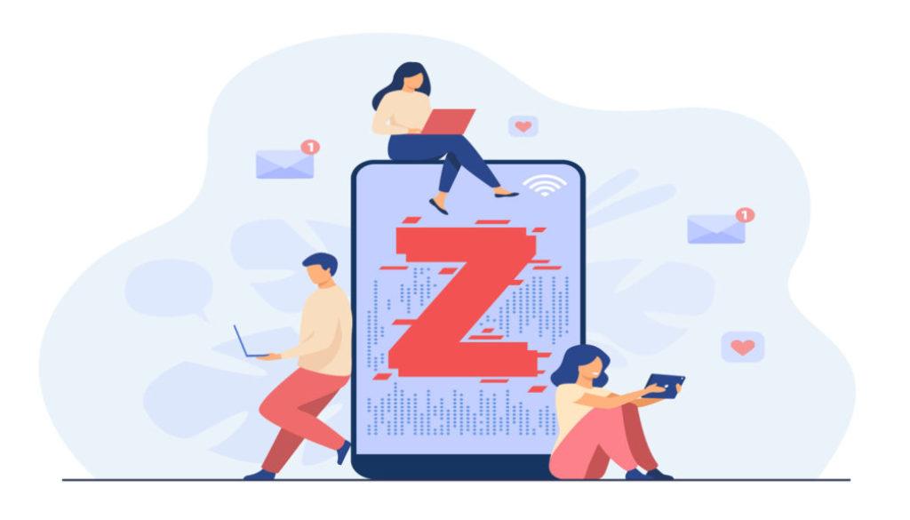 la génération Z